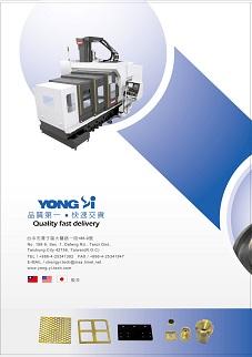 E Catalog - Yong Yi CNC Machining Parts Manufacturer